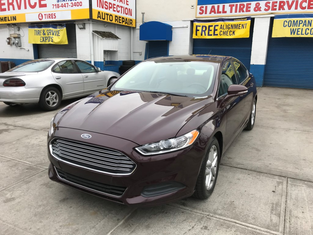 Used Car - 2013 Ford Fusion SE for Sale in Staten Island, NY
