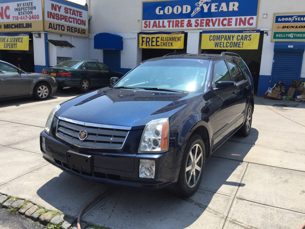 Used 2004 Cadillac SRX Hatchback $3,990.00
