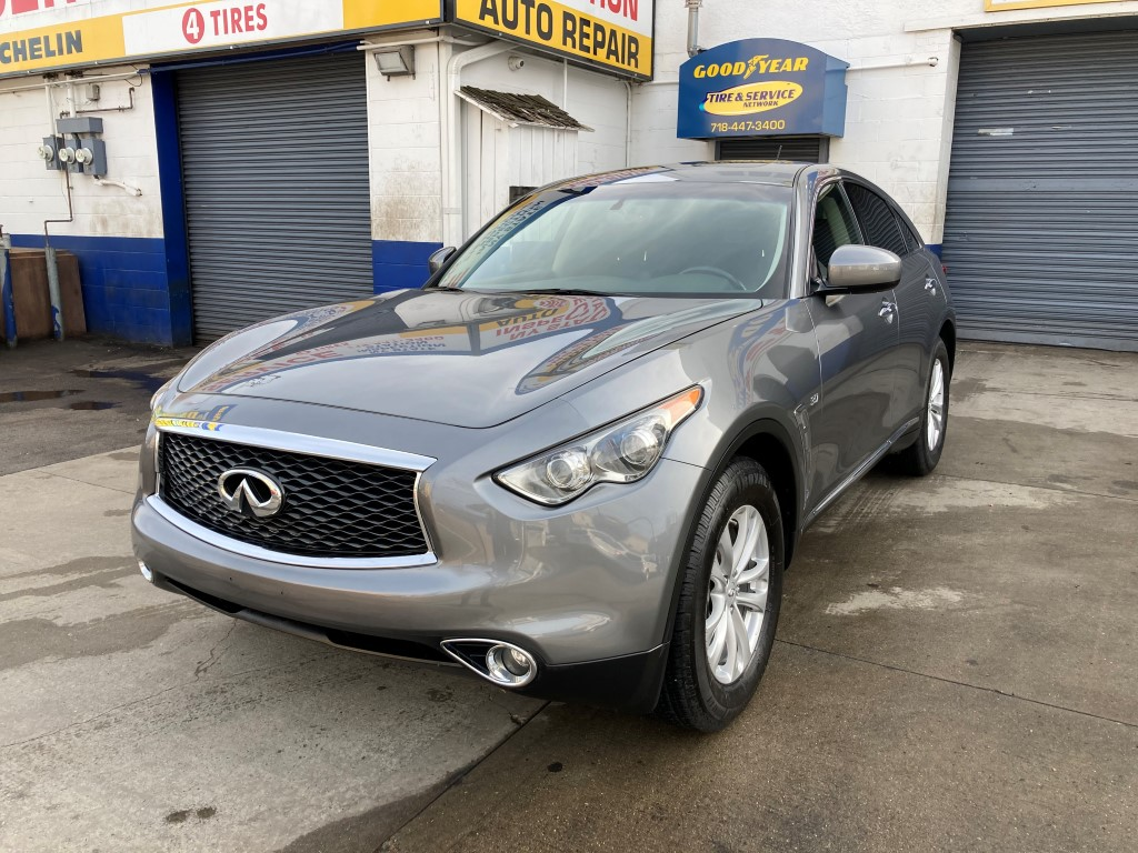 Used Car - 2017 Infiniti QX70 Base for Sale in Staten Island, NY