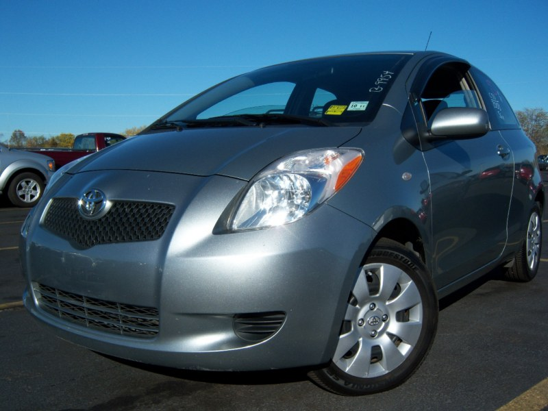 offers used car for sale 2008 toyota yaris 2 door coupe 8. Black Bedroom Furniture Sets. Home Design Ideas