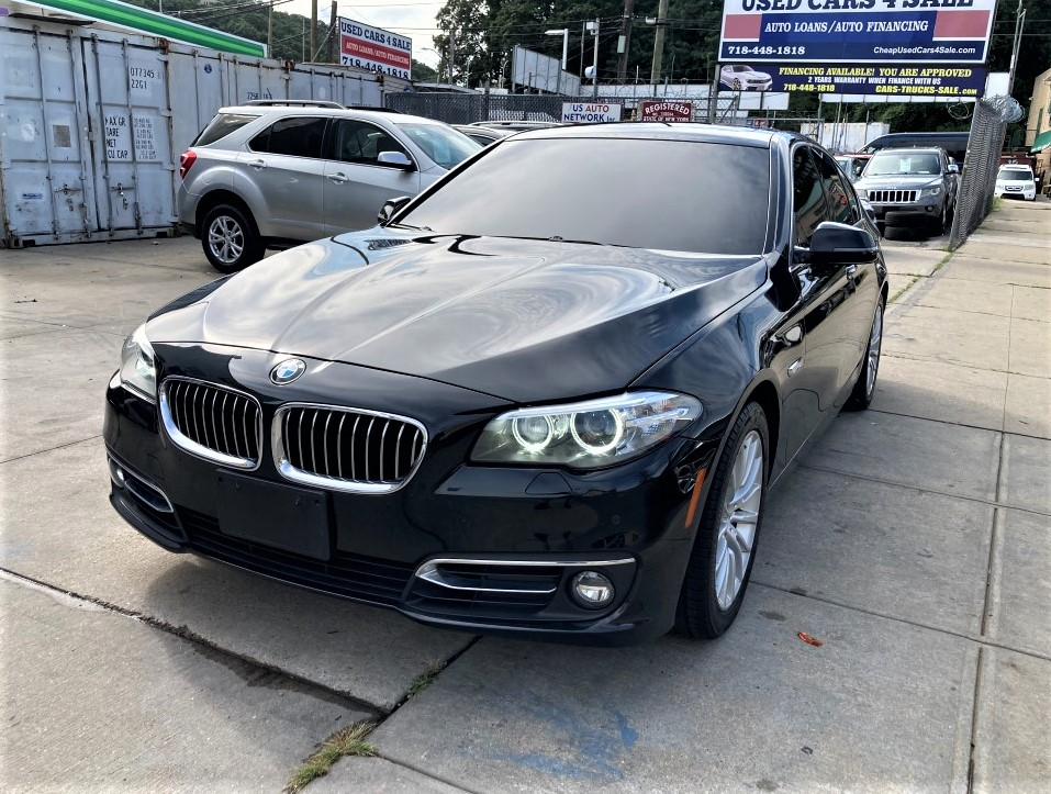 Used Car - 2016 BMW 5 Series 528i xDrive AWD for Sale in Staten Island, NY