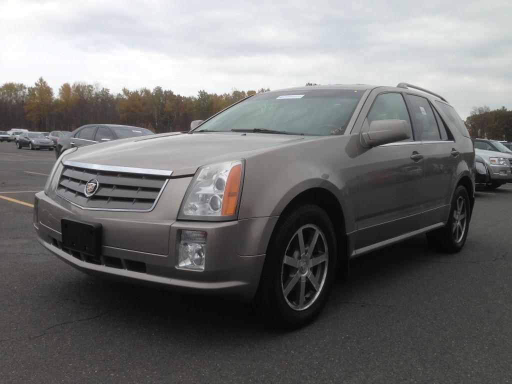 Used Car - 2004 Cadillac SRX for Sale in Staten Island, NY