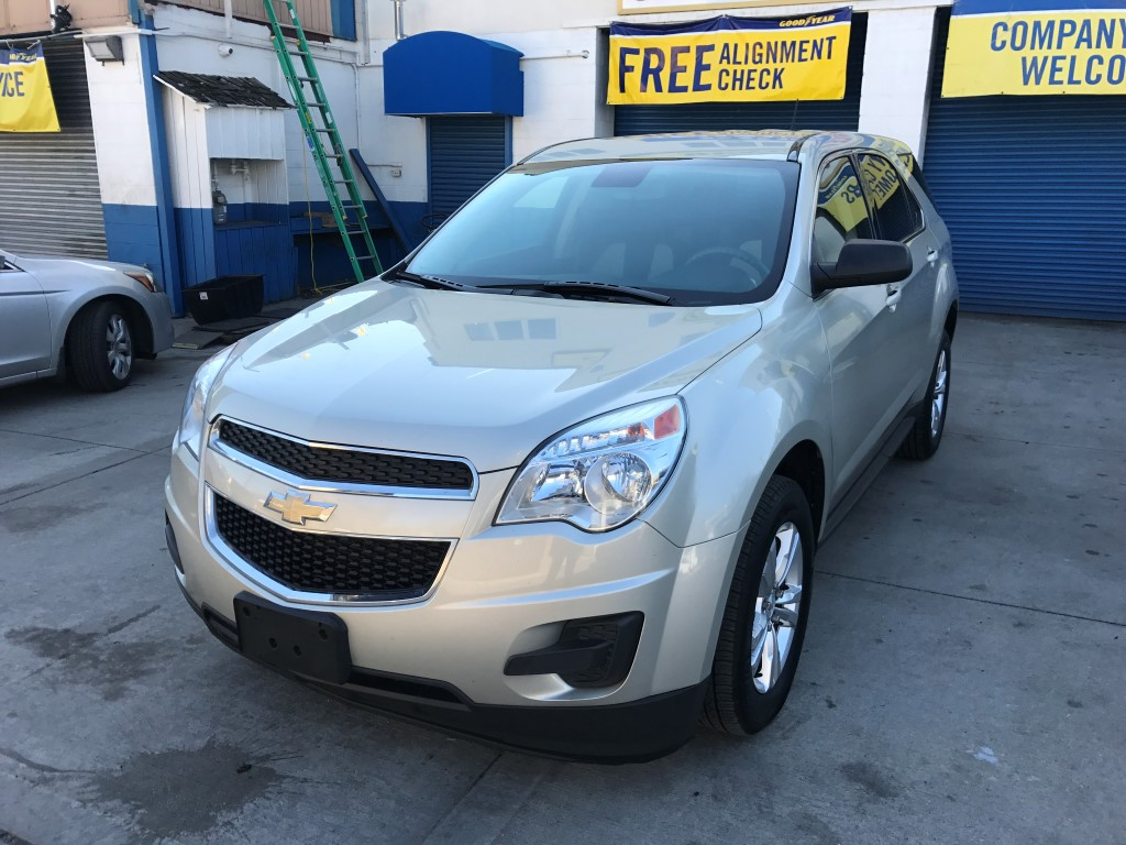 Used Car - 2014 Chevrolet Equinox LS for Sale in Staten Island, NY