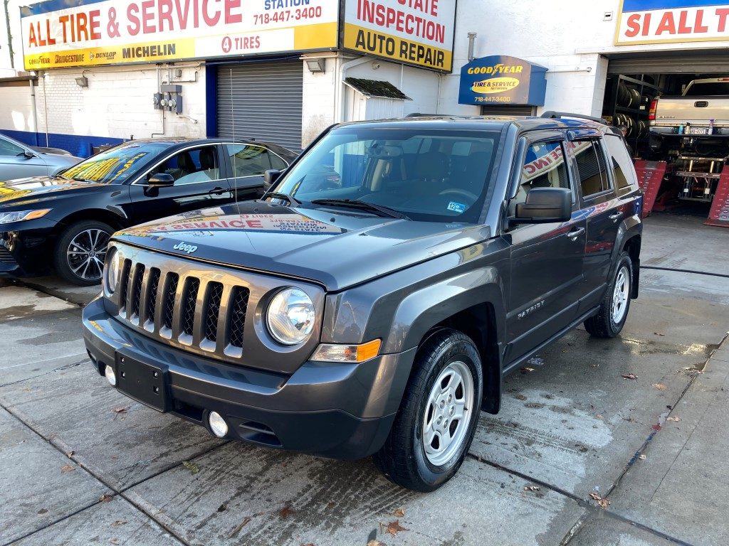 Used Car - 2017 Jeep Patriot Sport for Sale in Staten Island, NY