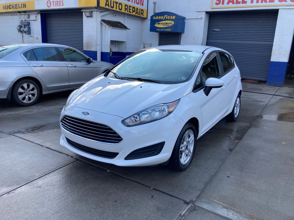Used Car - 2019 Ford Fiesta SE for Sale in Staten Island, NY