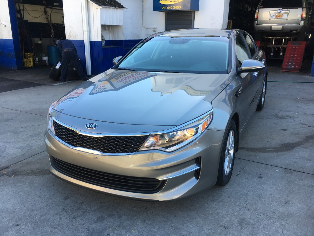 Used Car - 2017 Kia Optima LX for Sale in Staten Island, NY