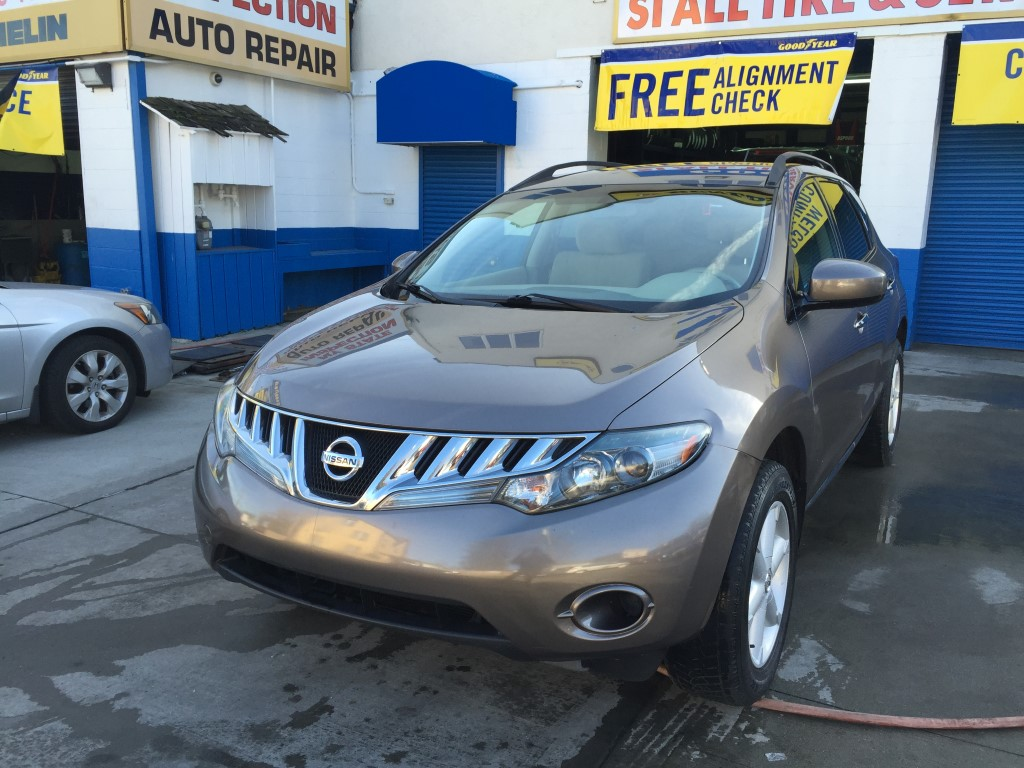 Used Car - 2009 Nissan Murano S AWD for Sale in Staten Island, NY