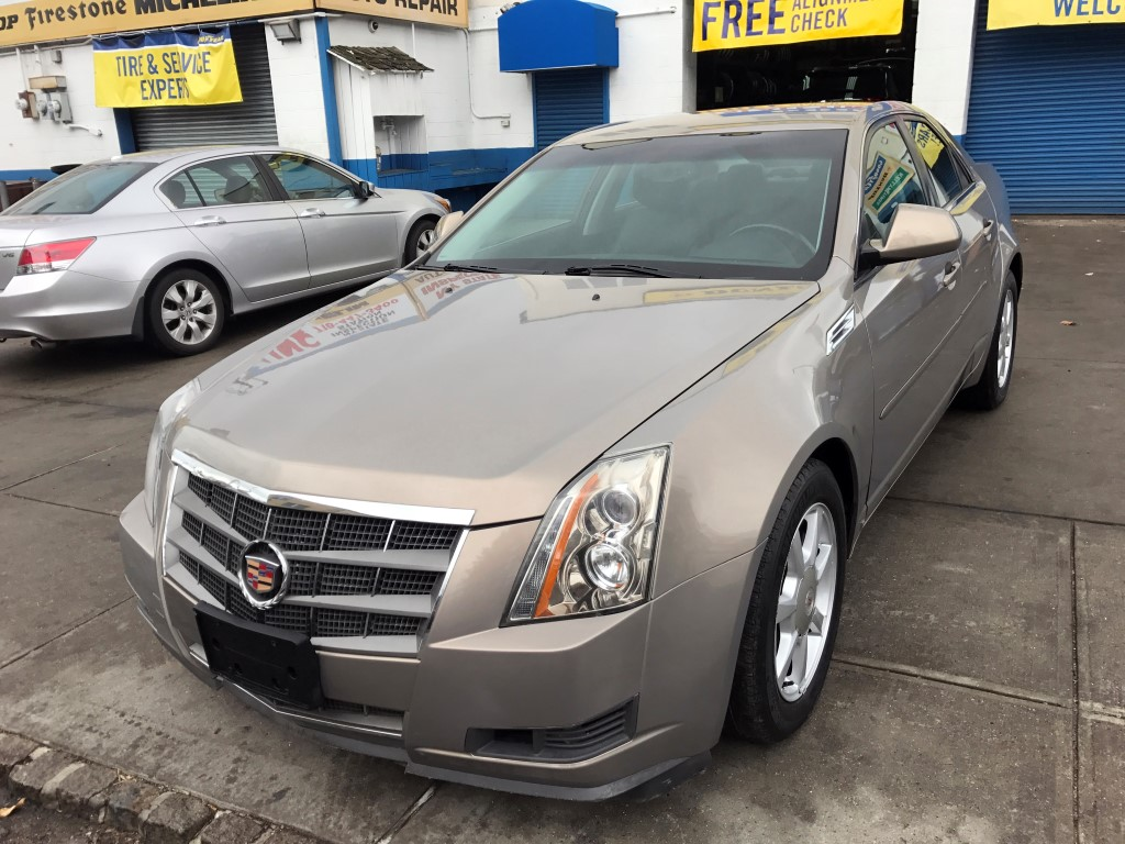 Used Car - 2008 Cadillac CTS for Sale in Staten Island, NY