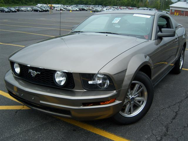 used car for sale 2005 ford mustang 2 door coupe 8. Cars Review. Best American Auto & Cars Review