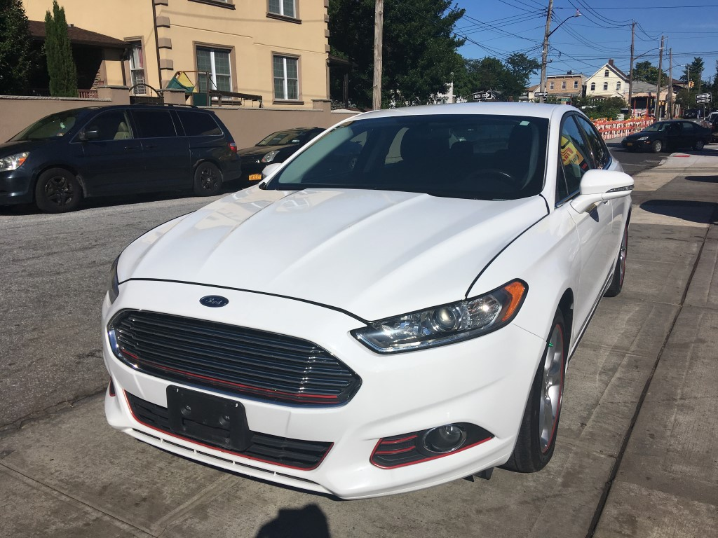 Used Car - 2016 Ford Fusion SE for Sale in Staten Island, NY