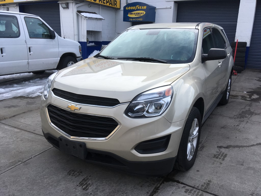 Used Car - 2016 Chevrolet Equinox LS for Sale in Staten Island, NY