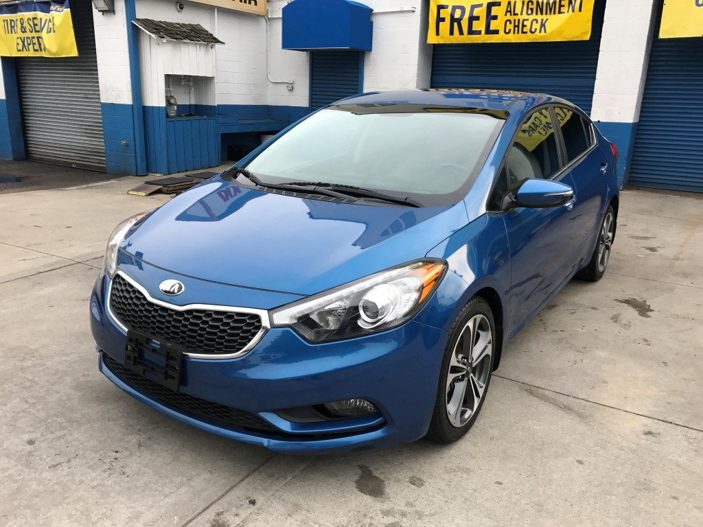 Used Car - 2014 Kia Forte EX for Sale in Staten Island, NY