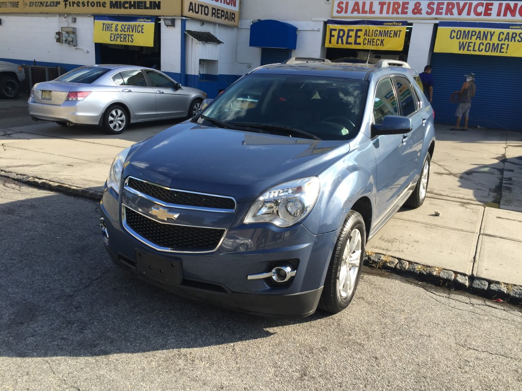Used Car - 2012 Chevrolet Equinox LT for Sale in Staten Island, NY