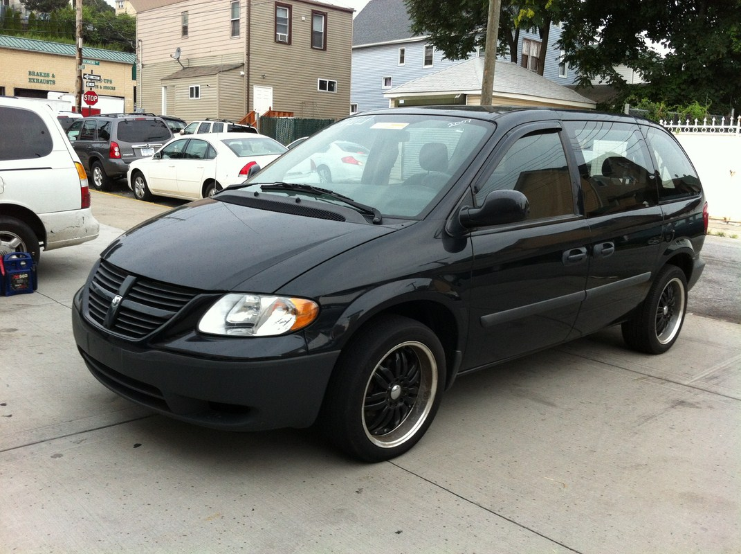 offers used car for sale 2007 dodge caravan se minivan 4 in. Black Bedroom Furniture Sets. Home Design Ideas