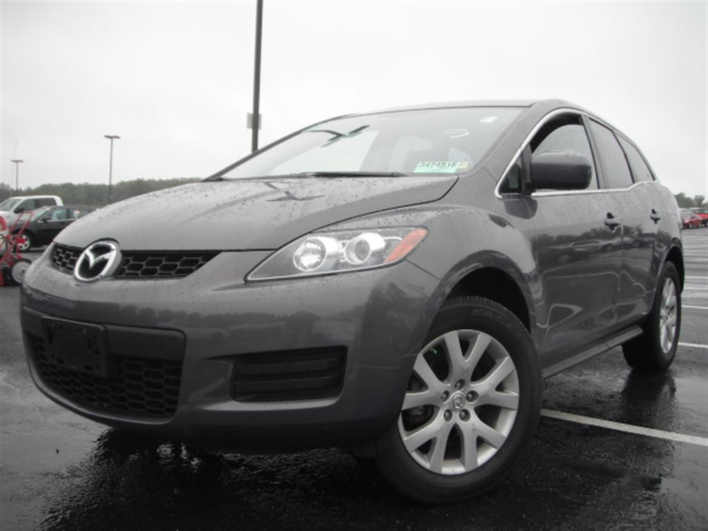 used 2007 mazda cx 7 grand touring awd sport utility. Black Bedroom Furniture Sets. Home Design Ideas