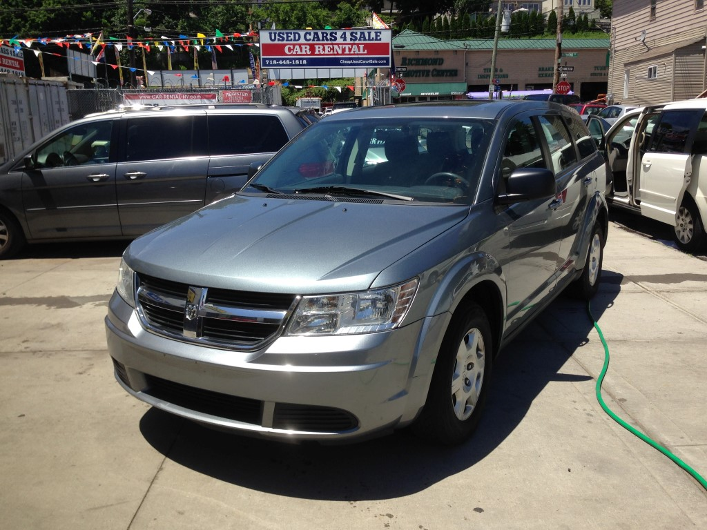 Used Car - 2009 Dodge Journey for Sale in Staten Island, NY
