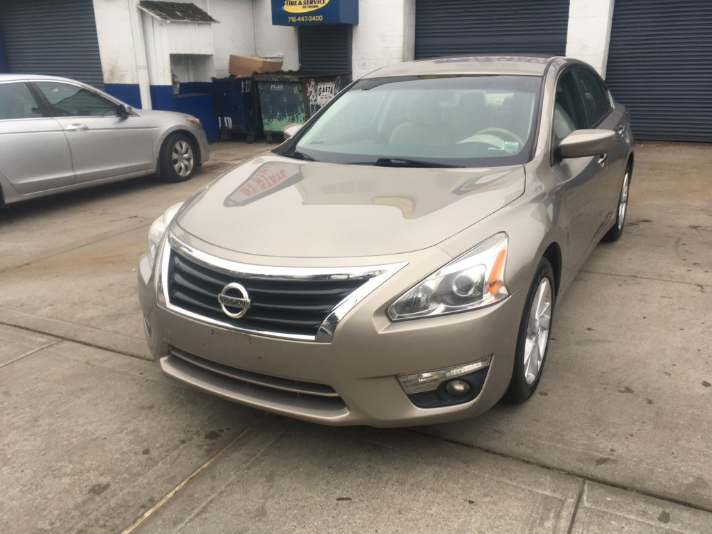 Used Car - 2015 Nissan Altima SV for Sale in Staten Island, NY
