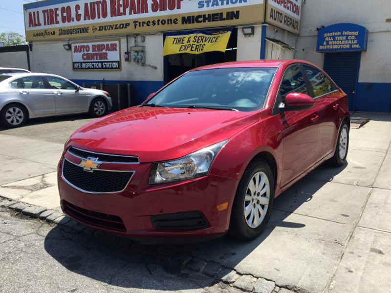 Used Car - 2011 Chevrolet Cruze LT for Sale in Staten Island, NY