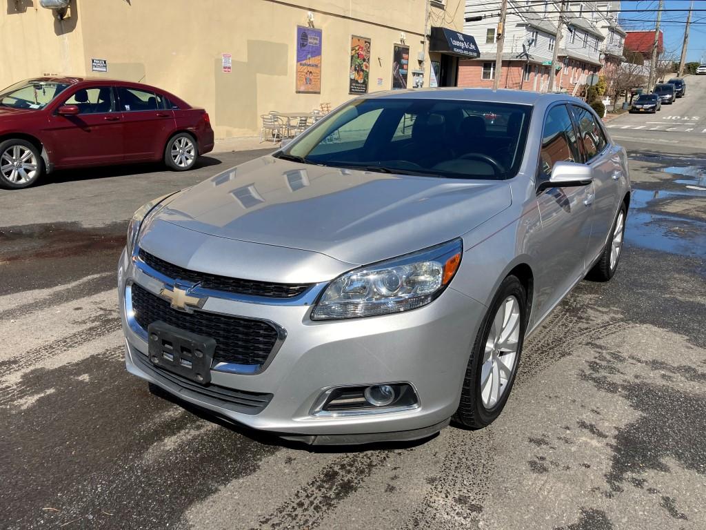 Used Car - 2015 Chevrolet Malibu LT for Sale in Staten Island, NY