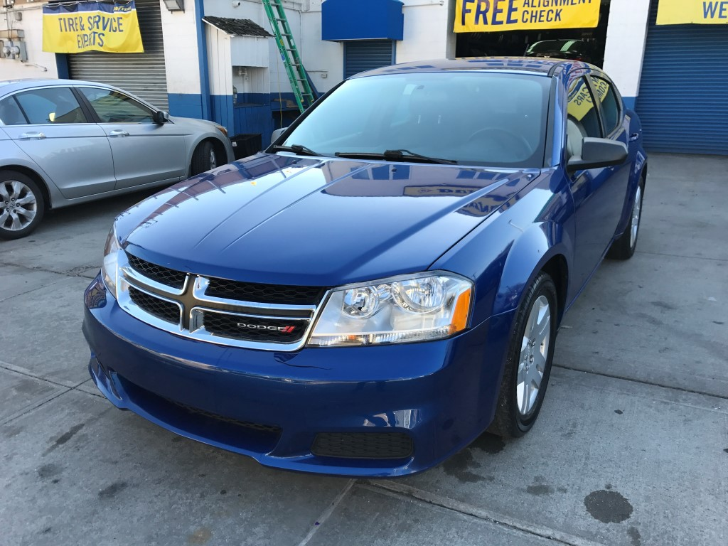 Used Car - 2014 Dodge Avenger SE for Sale in Staten Island, NY