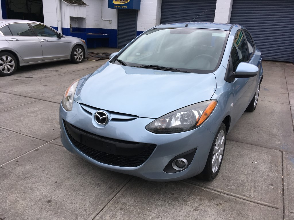 Used Car - 2013 Mazda Mazda2 Touring for Sale in Staten Island, NY
