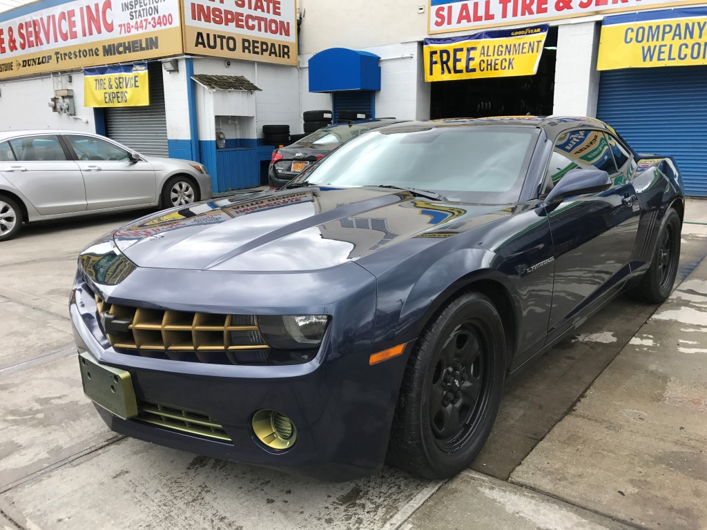 Used Car - 2012 Chevrolet Camaro 2LS for Sale in Staten Island, NY