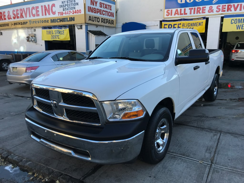 Used Car - 2012 RAM 1500 ST Quad for Sale in Staten Island, NY