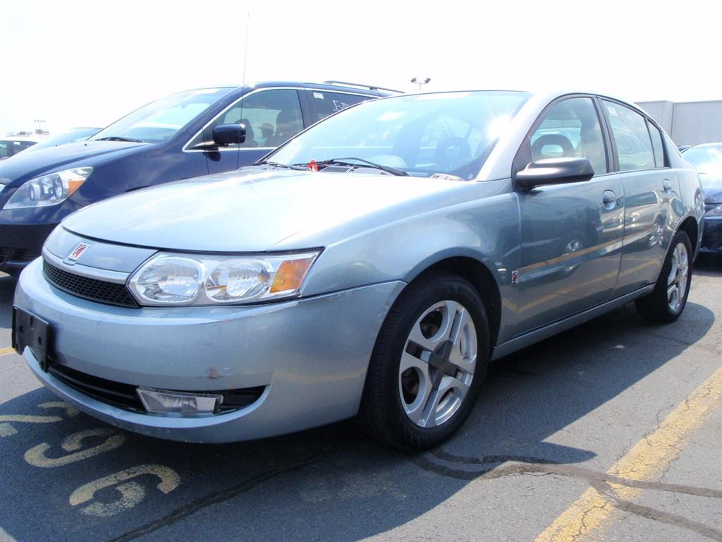 Offers Used Car For Sale 2003 Saturn Ion Sedan 3 In Brooklyn Ny