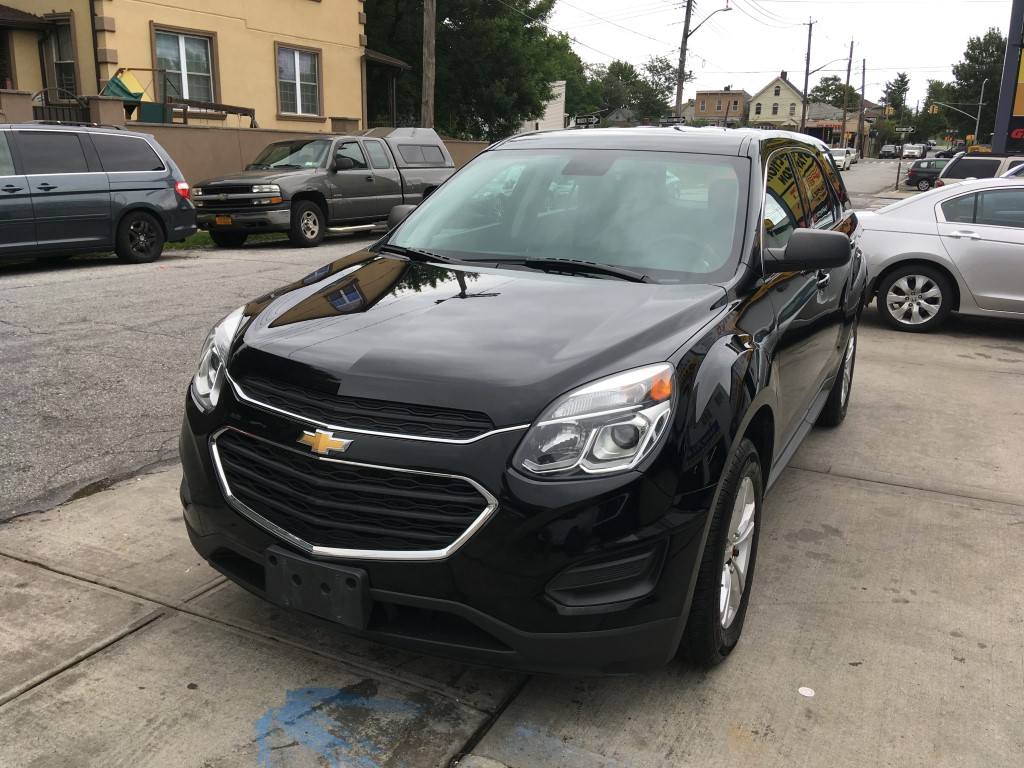 Used Car - 2016 Chevrolet Equinox LS AWD for Sale in Staten Island, NY