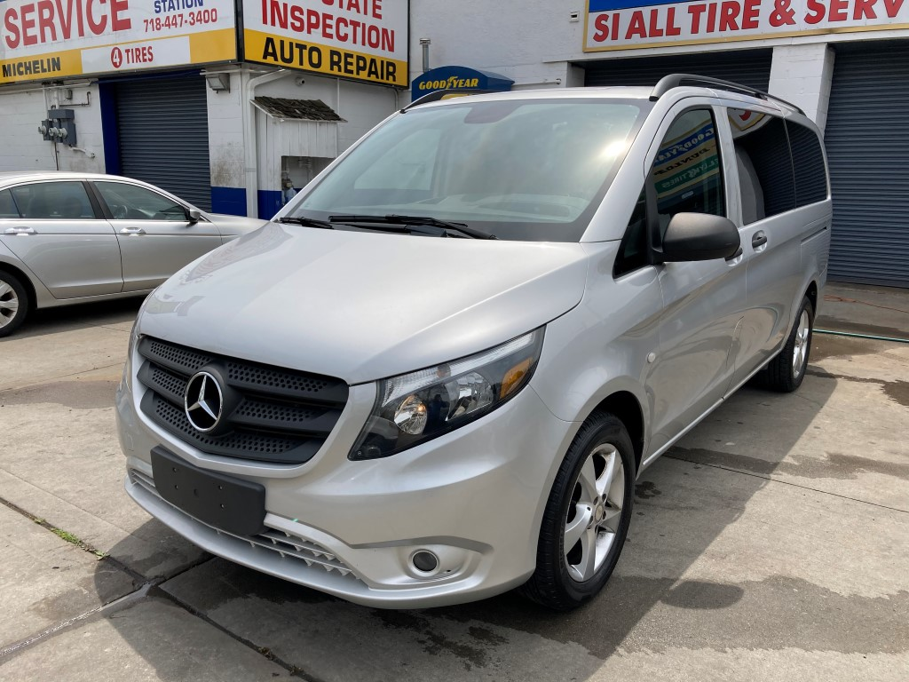 Used Car - 2016 Mercedes-Benz Metris for Sale in Staten Island, NY