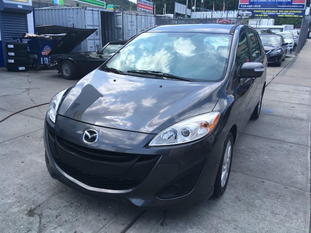 Used Car - 2014 Mazda Mazda5 Sport for Sale in Staten Island, NY