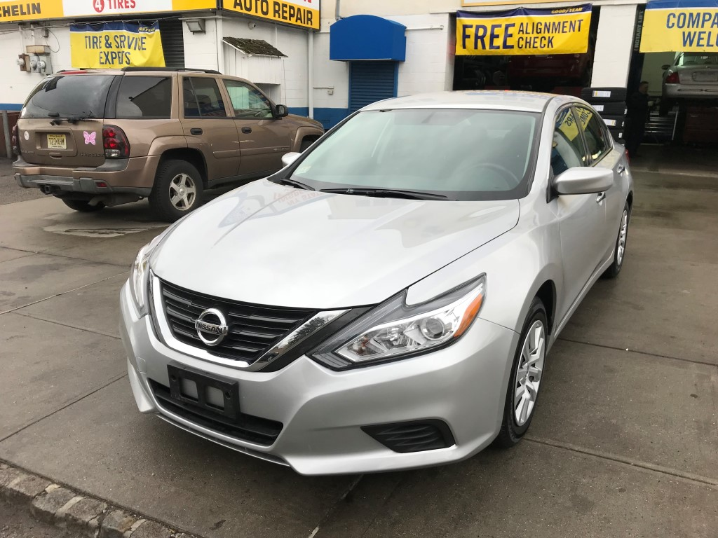 Used Car - 2016 Nissan Altima S for Sale in Staten Island, NY