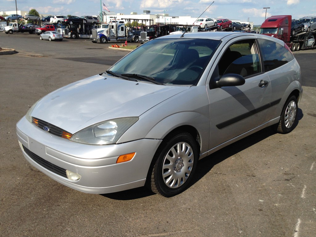Used Car - 2003 Ford Focus ZX3 for Sale in Staten Island, NY