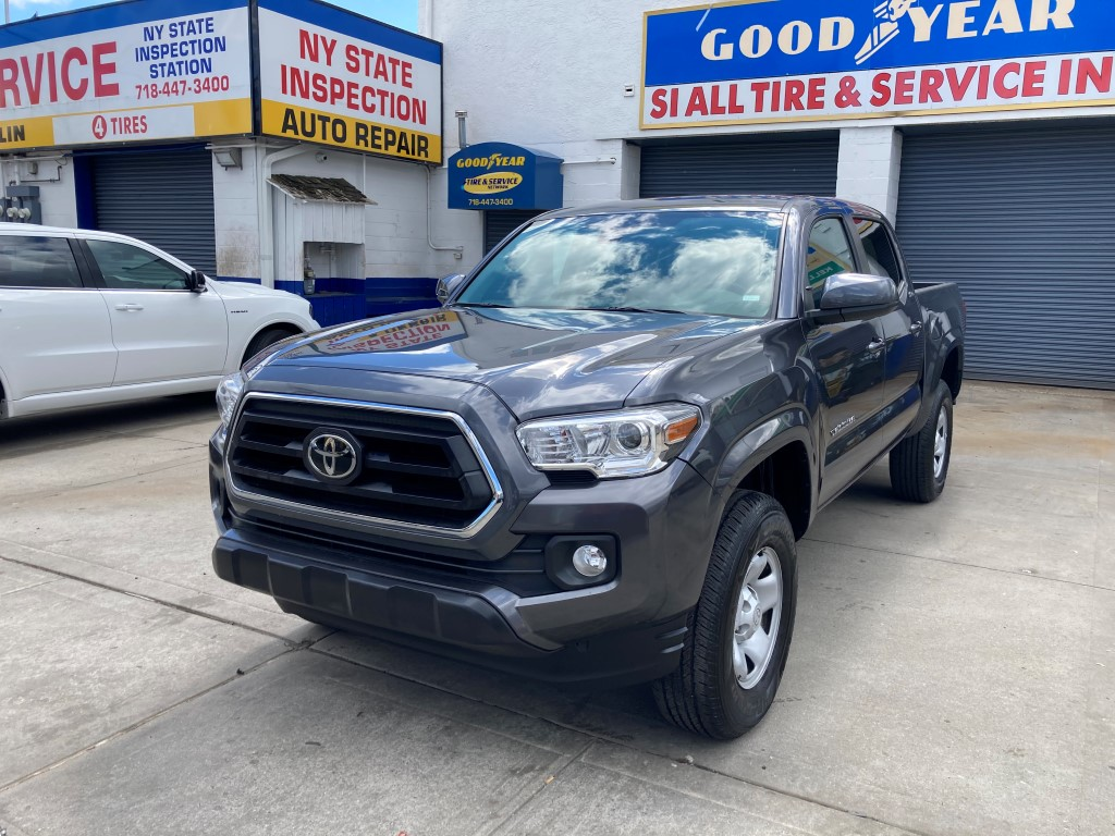 Used Car for sale - 2020Tacoma SR5 Double Cab 5.0 ft SBToyota in Staten Island, NY
