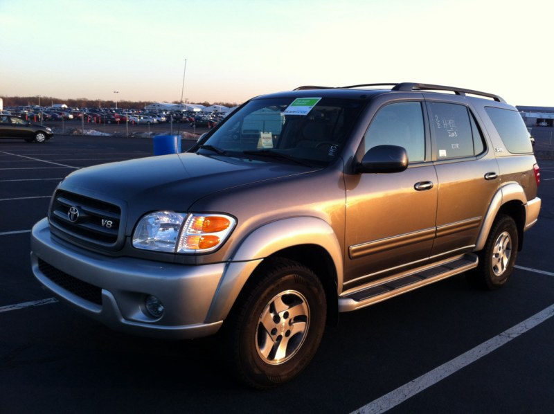 offers used car for sale 2003 toyota sequoia sr5 4wd sport utility. Black Bedroom Furniture Sets. Home Design Ideas