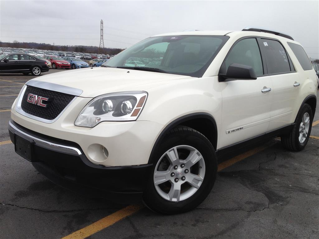 offers used car for sale 2008 gmc acadia sport utility 11 in