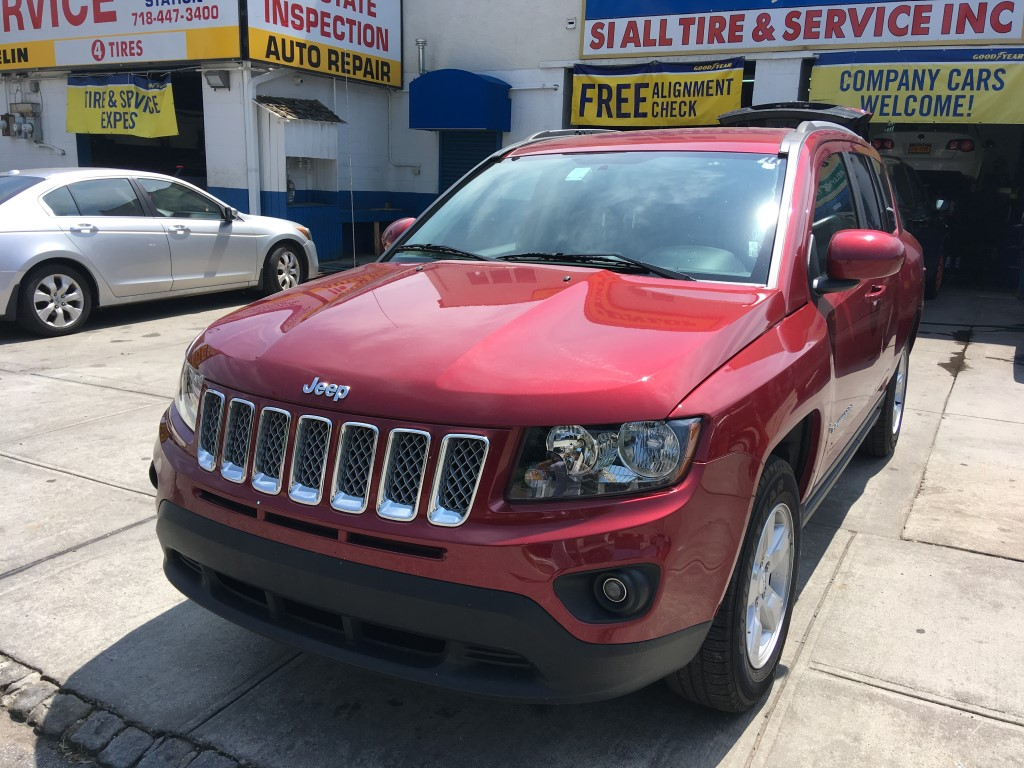 Used Car - 2017 Jeep Compass Latitude for Sale in Staten Island, NY