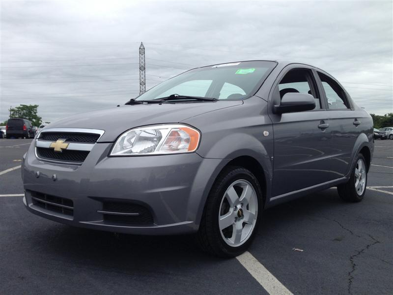 offers used car for sale 2007 chevrolet aveo sedan 5 in staten. Black Bedroom Furniture Sets. Home Design Ideas
