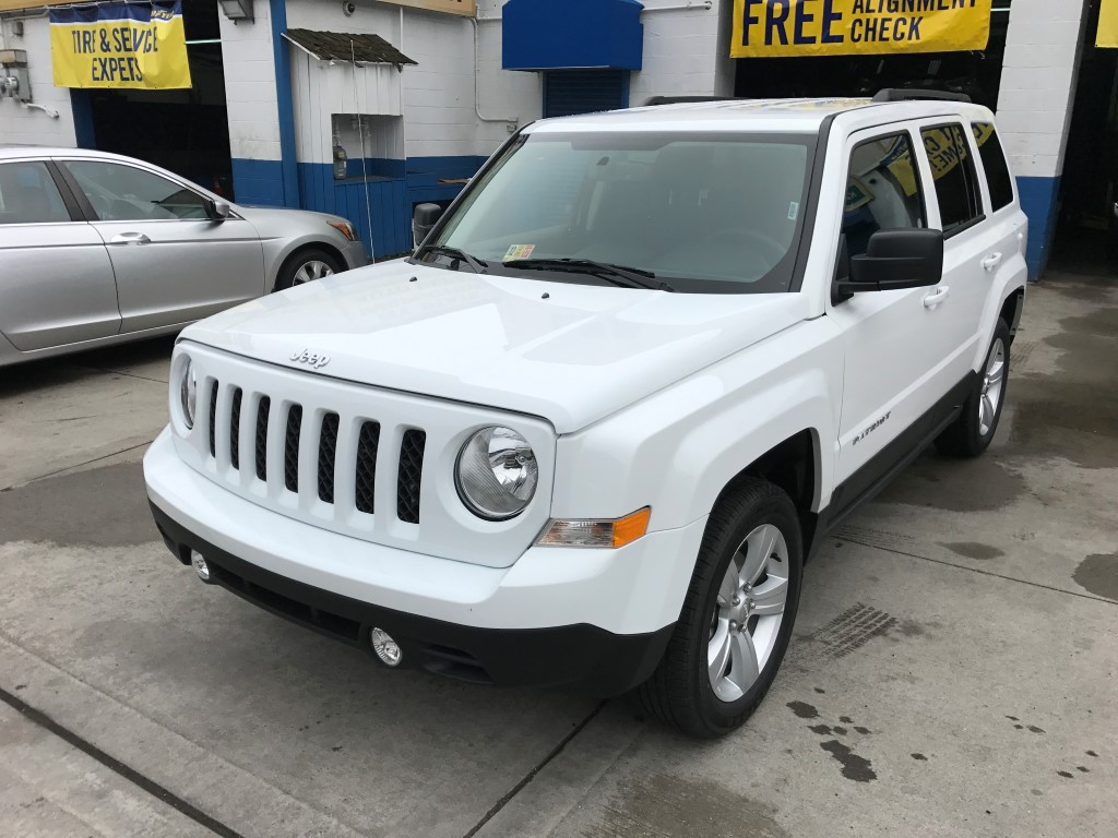 Used Car - 2017 Jeep Patriot for Sale in Staten Island, NY