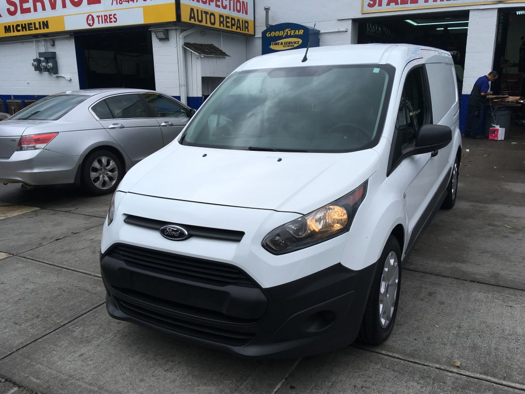Used Car - 2015 Ford Transit Connect XL LWB for Sale in Staten Island, NY