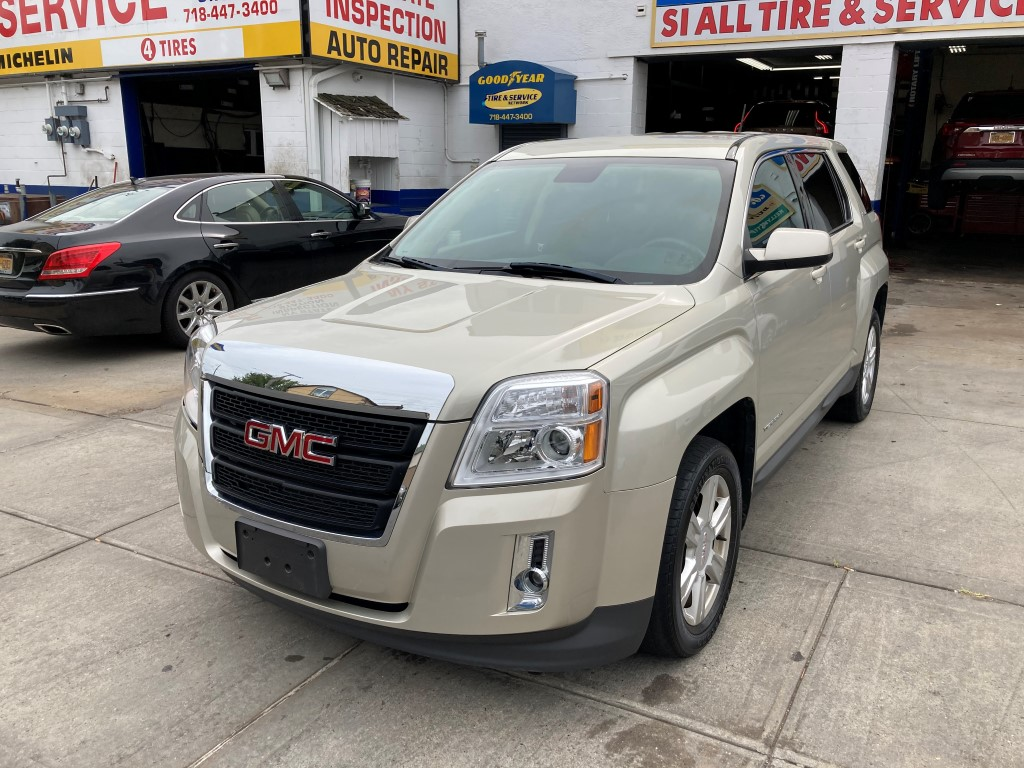Used Car - 2014 GMC Terrain SLE for Sale in Staten Island, NY