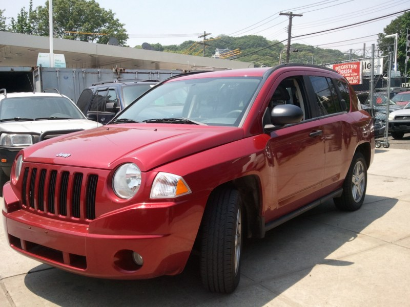 offers used car for sale 2007 jeep compass sport utility 4wd 8. Black Bedroom Furniture Sets. Home Design Ideas