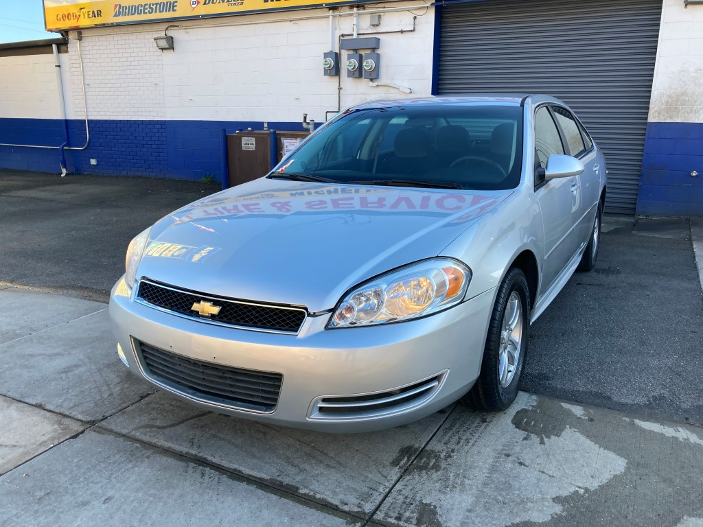 Used Car - 2014 Chevrolet Impala Limited LS for Sale in Staten Island, NY