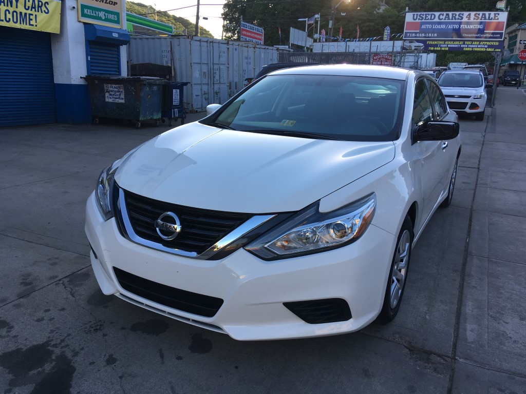Used Car - 2016 Nissan Altima 2.5 S for Sale in Staten Island, NY