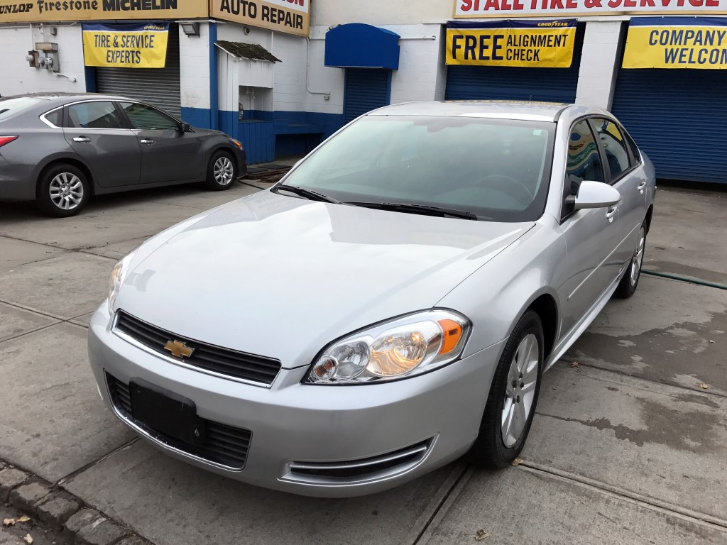 Used Car - 2011 Chevrolet Impala LS for Sale in Staten Island, NY