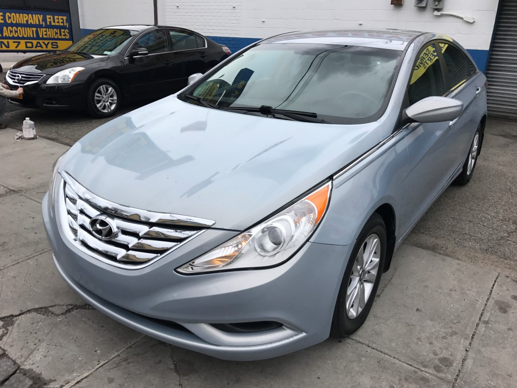 Used 2011 Hyundai Sonata Gls Sedan 6