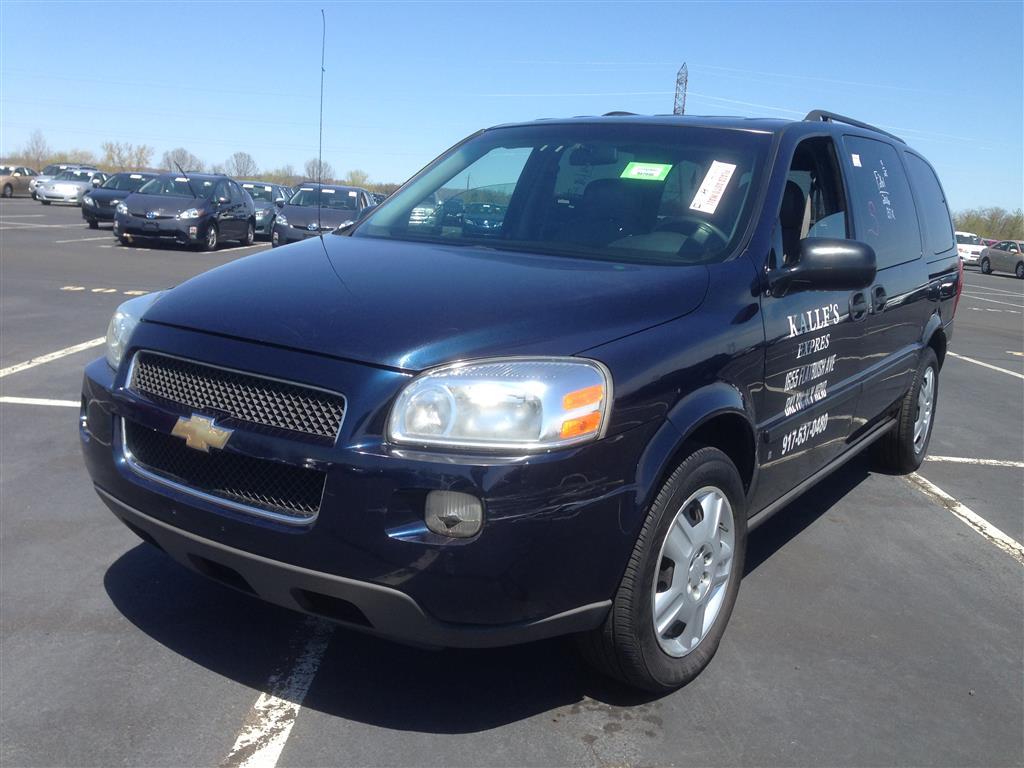 offers used car for sale 2006 chevrolet uplander minivan 3 in. Black Bedroom Furniture Sets. Home Design Ideas