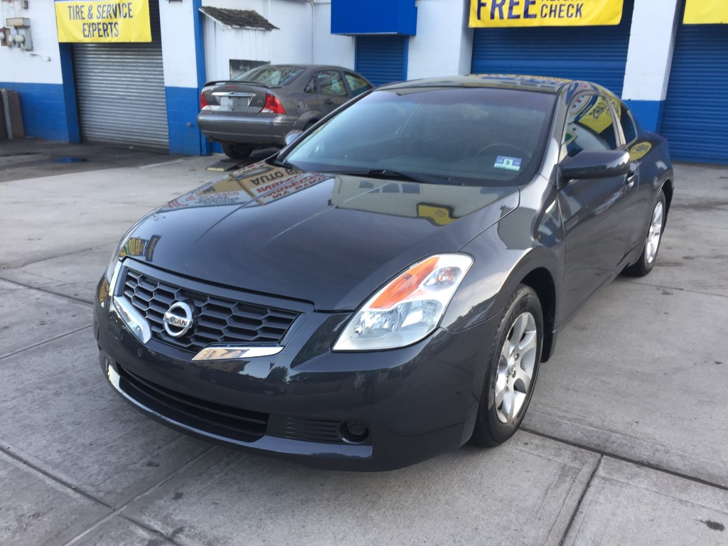 Used Nissan Altima For Sale >> Used 2009 Nissan Altima 2.5 S Coupe $6,590.00
