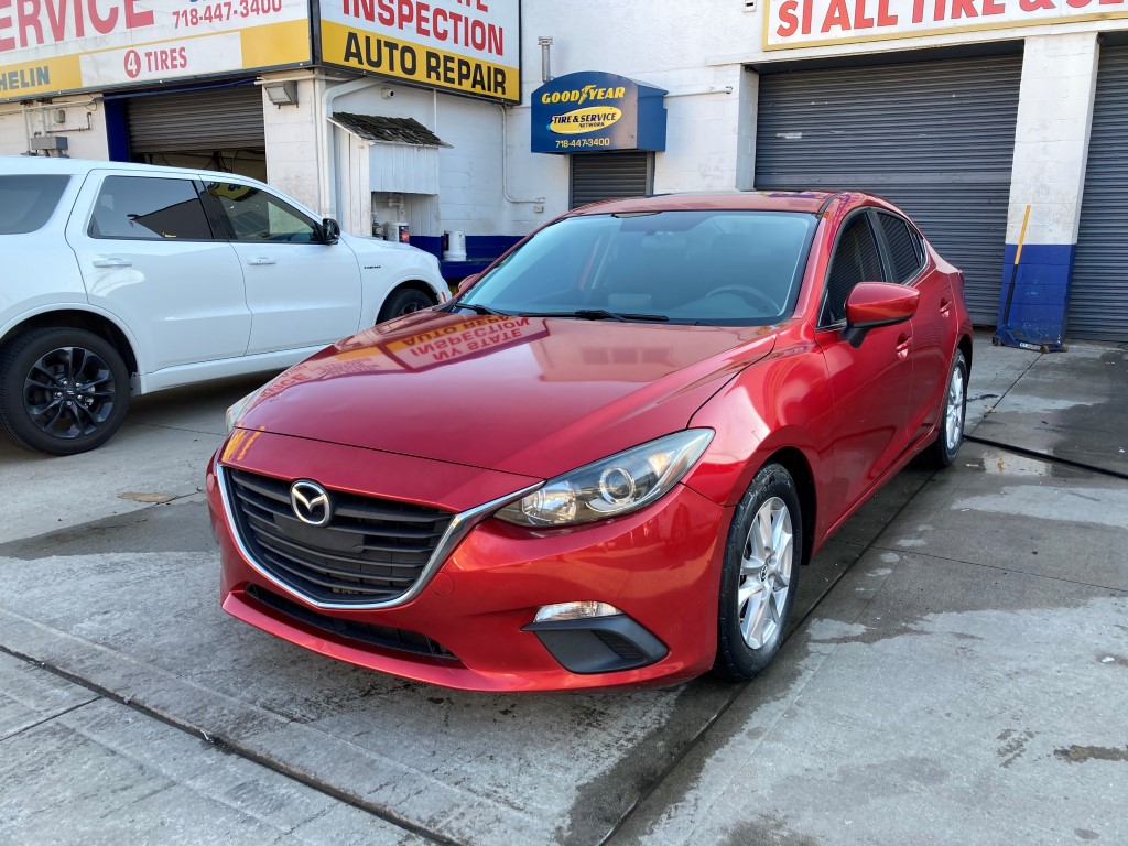 Used Car - 2014 Mazda Mazda3 i Touring for Sale in Staten Island, NY