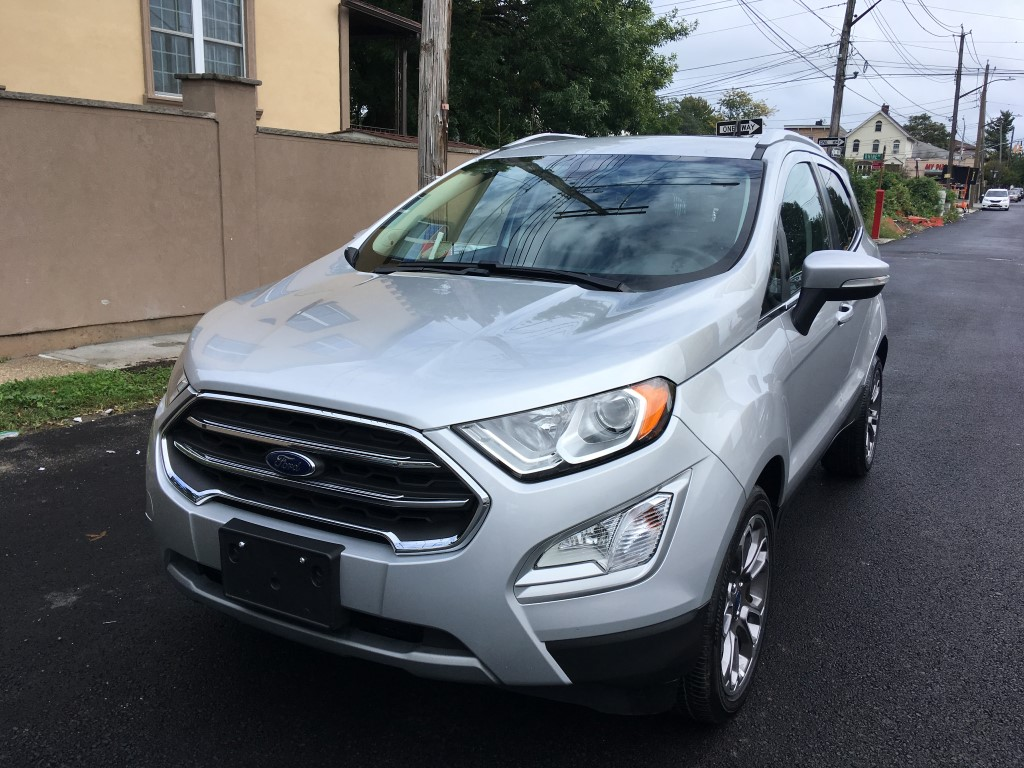 Used Car - 2018 Ford EcoSport Titanium for Sale in Staten Island, NY